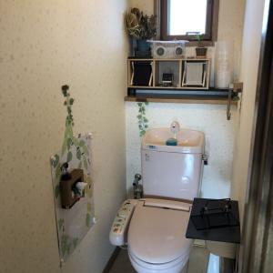 トイレばかりではありません。