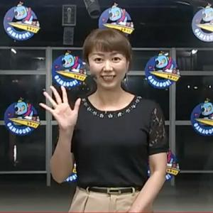 レディースチャンピオン 2日目