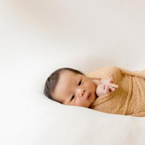 乳児湿疹はあなたの見方が変わるだけで回復するよ~