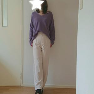 ママコーデ☆re:EDIT!展示会で即完売した春新作パンツレポ♪本日限定セットアップ半額など♪