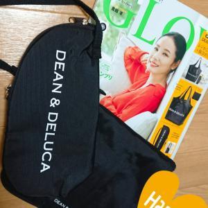 雑誌付録買い♡GLOW*DEAN & DELUCA レジかご買物バッグ♡