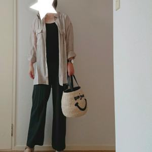 coordinate☆いつもの夏コーデをシアーシャツで今年っぽく♥1000円均一セール延長中♥