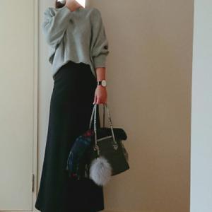 coordinate*今年も裏起毛マキシスカートで冷え知らず♥ジェラピケ2021福袋♥