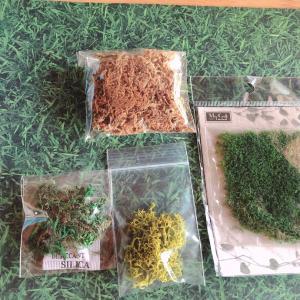 苔と芝シート