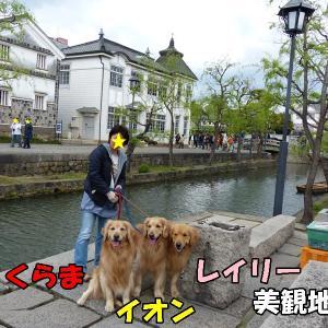 雨の合間にin岡山・倉敷!その1