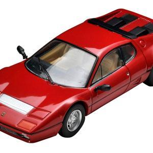 セール中!!トミカリミテッドヴィンテージ ネオ 1/64 TLV-NEO フェラーリ 512BBi 赤