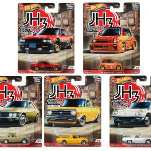 ミニカー発売情報 Hot Wheels カーカルチャー Japan Historics 3
