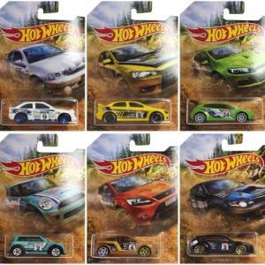 予約受付中!!Hot Wheels テーマオートモーティブ Rally Car
