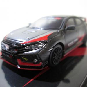 TARMAC WORKS 1/64 Honda CIVIC Type R FK8 Customer Racing Study