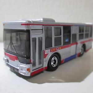 東急バス限定トミカ 路線バス 三菱ふそう エアロスター
