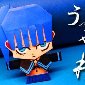 【折り紙】Ado「うっせぇわ」のキャラクターの折り方 origami