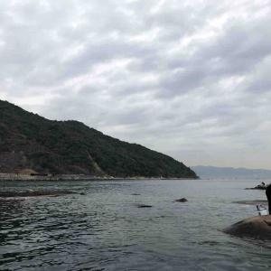 3月22日 徳山湾でフカセ釣りをしました♪