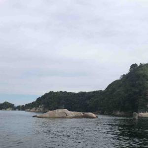 9月22日 広島湾 タナゴ岩でフカセ釣りをしました♪
