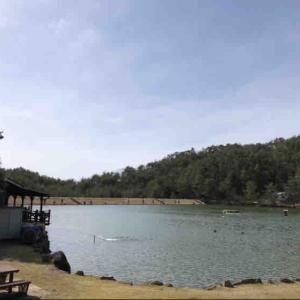2月27日 管釣り釣り場 フィッシャーリゾート庄原へ行きました♪