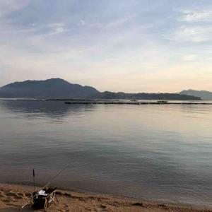 6月上旬〜中旬 友釣り解禁&大黒神島でフカセ釣りをしました♪