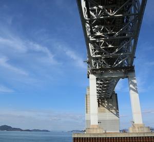 瀬戸大橋に想う