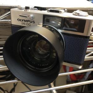 [カメラ]Olympus 35DC