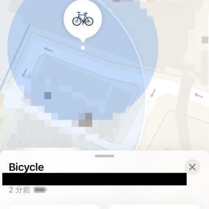 AirTagはロードバイクに使えるか