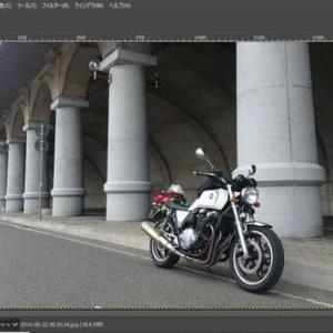 無料ソフトGimp2で写真の背景に写った、邪魔な障害物を消してみよう
