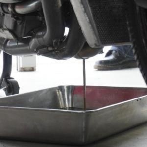 XJR1200にアナログ油温計をつけようとしてたこと