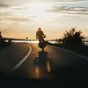 いつまで大型バイクに乗っていられるだろうか