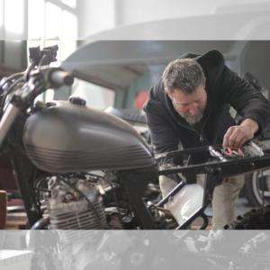 憧れのバイクガレージもドッペルギャンガーの簡易ガレージなら実現できるかも?