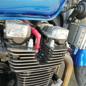エンジンのタペットカバーを綺麗に磨く方法をバイク屋さんで相談してみた