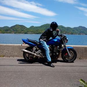 バイク乗りたちは岬や秘境を好むのは非日常を強調するから?