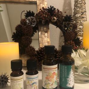 冬のサロンの香り☆生活の木の限定シトラスフォレスト☆冬の体調管理に漢方アロマオイル