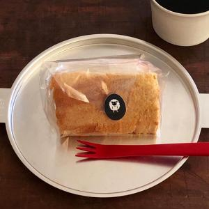 ノマディキッチン:オートミール100%「冷やしシフォンケーキ」。