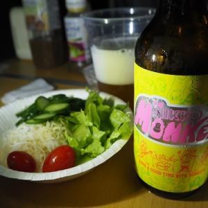 2日目の夕食ですよの那須高原夏編