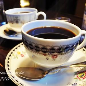 【札幌・喫茶店3軒】ジュアン(地下街ポールタウン)・宮越屋珈琲・どんぐり(大通店)