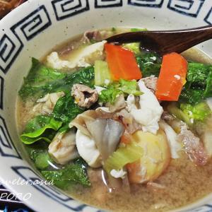【北海道・自炊10】札幌で沖縄の味噌汁を作ってみたいの巻