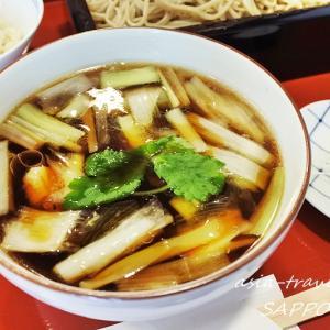 【札幌・北3西12】手打ち蕎麦ルチン