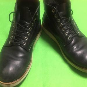 ブーツの踵の修復…大阪・寝屋川市の便利屋/便利屋銀さん