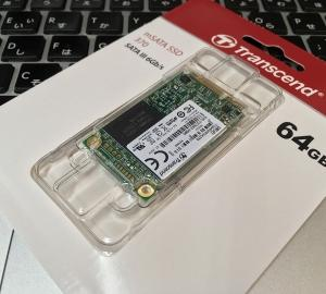 PowerBook G3 (Bronze Keyboard)のIDE HDDをSSDに換装!