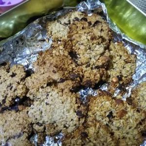 オートミールのクッキー