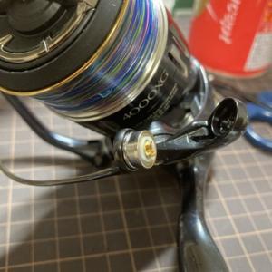 ツインパワーXD ラインローラーメンテ 特殊撥水グリスは良くない?