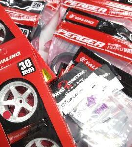 OverDose新商品タイヤ ワイヤークランプ入荷 と本日YONTAMA20時よりレイアウト変更
