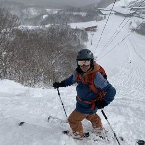 スキーと筋肉痛のどうでもいい関連性