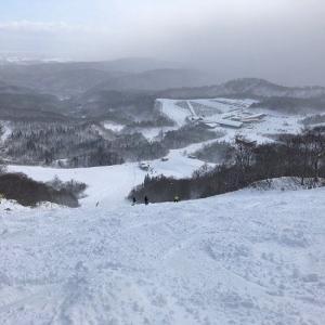 ドジボンガイド、夏油高原スキー場