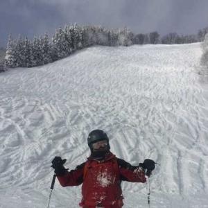 スキーはサディスティック