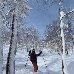 基礎スキーヤーも深雪へGO