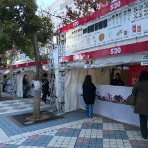 京セラドーム大阪•嵐コンサートグッズ売り場