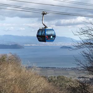 箱館山スキー場へ、ハコちゃんに会いに行った!