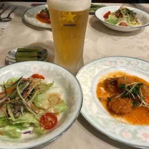 八海山2日目•やまぼうしディナー