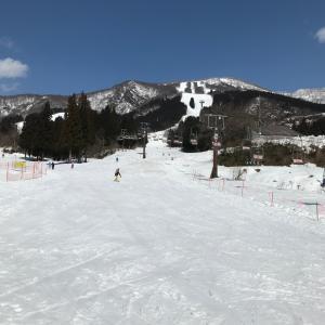2月3連休最終日•八海山最終日