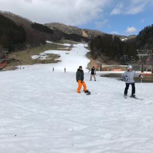 日帰り・初めてのめいほうスキー場