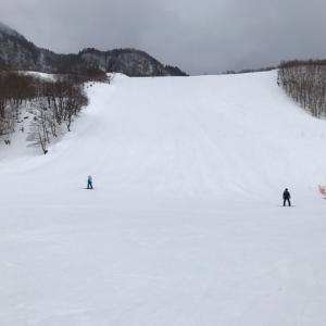 氷ノ山国際スキー場へ