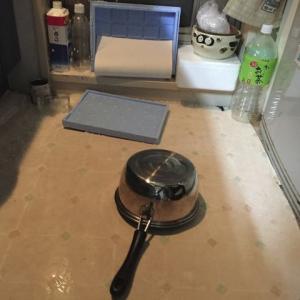 衝撃の現場 台所の惨状をなんとかするの巻